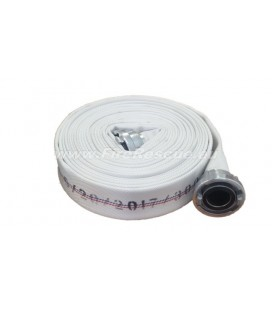 DOBRA FIREFIGHTING PRESSURE HOSE 75-B WITHOUT COUPLINGS