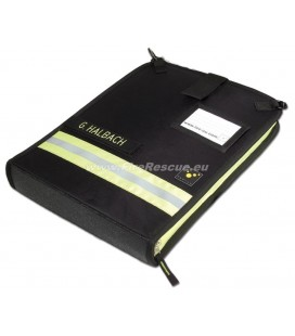 TEE-UU DOKU OPERATION CONTROL FOLDER DIN A4 LANDSCAPE - BLACK