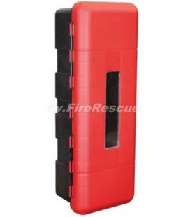 FEUERLOSCHER PVC SCHRANK 9-12 KG/L + CO2 5 KG - UK