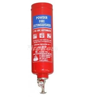 PII FIRE EXTINGUISHER ABC POWDER 1 KG - AUTOMATIC
