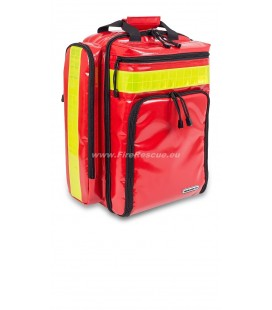 ELITE BAGS EMS  BACKPACK RESCUE TARPAULIN - RED