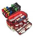 ELITE BAGS EMERGENCY BAG CRITICAL'S TARPAULIN - RED