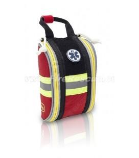 TORBICA ELITE BAGS EMERGENCY COMPACT - RDEČA